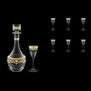 Fiesole Set RD+C5 FELK 900ml+6x70ml in Flora´s Empire Golden Crystal L. (20-828/820/L)