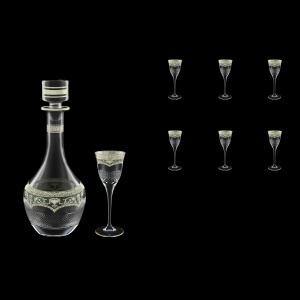 Fiesole Set RD+C5 FESK 900ml+6x70ml in Flora´s Empire Platinum Crystal L. (20-1/828/820/L)