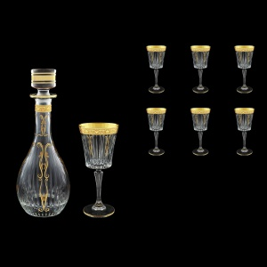 Timeless Set RD+C2 TNGC H 900ml+6x298ml in Romance Golden Classic Decor+H (33-285/289/H)
