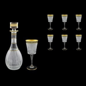 Timeless Set RD+C2 TMGB S 900ml+6x298ml in Lilit Golden Black Decor+S (31-113/130)