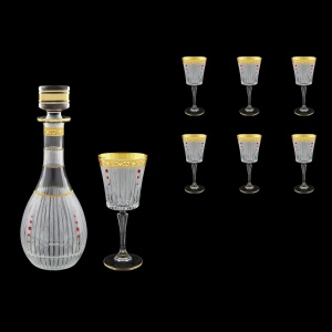 Timeless Set RD+C2 TNGC SKLI 900ml+6x298ml in Romance Gold. Cl. D.+SKLI (33-113/130/bKLI)