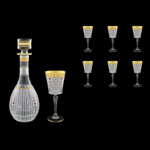 Timeless Set RD+C3 TNGC SKLI 900ml+6x227ml in Romance Gold. Cl. D.+SKLI (33-113/129/bKLI)