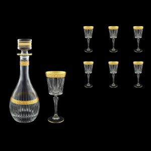 Timeless Set RD+C3 TNGC 900ml+6x227ml 1+6pcs in Romance Golden Classic Decor (33-285/288)
