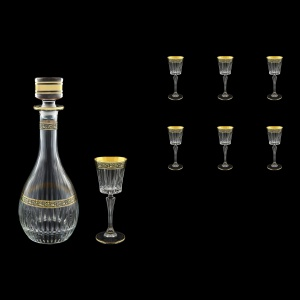 Timeless Set RD+C5 TMGB 900ml+6x112ml 1+6pcs in Lilit Golden Black Decor (31-285/287)