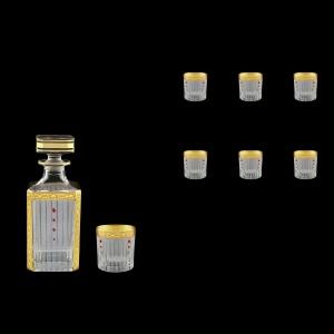 Timeless Set WD+B3 TNGC SKLI 750ml+6x313ml in Romance Gold. Cl. D.+SKLI (33-105/110/bKLI)