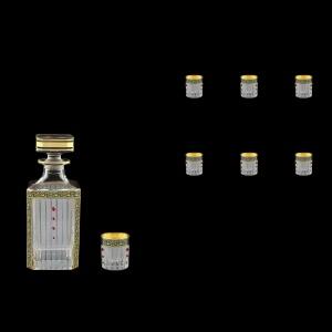 Timeless Set WD+B5 TMGB SKLI 750ml+6x78ml in Lilit Golden Black D.+SKLI (31-105/111/bKLI)