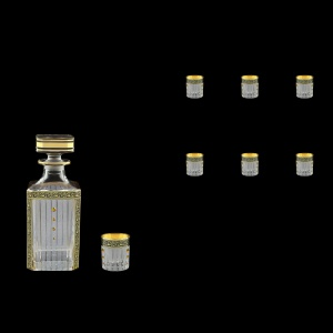 Timeless Set WD+B5 TMGB SKTO 750ml+6x78ml in Lilit Golden Black D.+SKTO (31-105/111/bKTO)