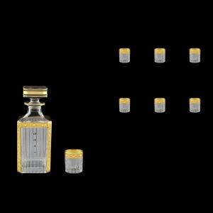 Timeless Set WD+B5 TNGC SKCR 750ml+6x78ml in Romance Golden Cl. D.+SKCR (33-105/111/bKCR)