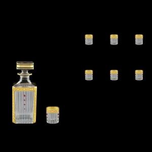 Timeless Set WD+B5 TNGC SKLI 750ml+6x78ml in Romance Golden Cl. D.+SKLI (33-105/111/bKLI)
