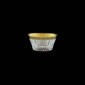 Timeless MM TMGB SKCR Small Bowl d12,6cm 1pc Lilit Golden Black+SKCR (31-108/bKCR)