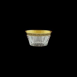 Timeless MM TMGB SKLI Small Bowl d12,6cm 1pc Lilit Golden Black+SKLI (31-108/bKLI)