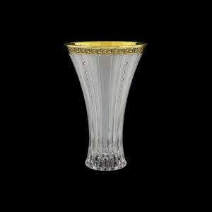 Timeless VV TMGB SKCR Vase 30cm 1pc in Lilit Gold. Black D.+SKLI (31-117/bKCR)