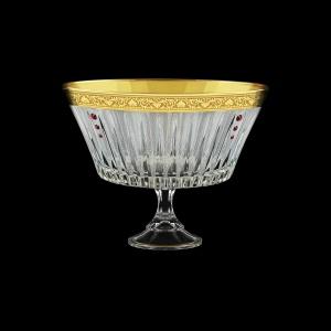 Timeless MVN TNGC SKLI Bowl d24,5cm 1pc in Romance Golden Classic Decor+SKLI (33-116/bKLI)