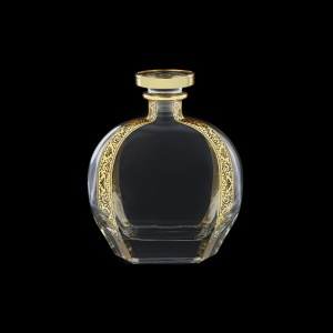 Puccini WD PNGL Whisky Decanter 700ml 1pc in Romance Golden Bright Decor (33-900/BT)