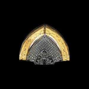 Astra ST ANGL Napkin Holder Stein 11cm 1pc in Romance Golden Bright (33-919/BT)