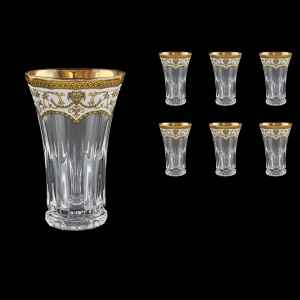 Wellington B0 WELW Water Glasses 340ml 6pcs in Flora´s Empire G. White (21-928)