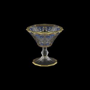 Doge MMB DELC H Small Bowl d15,5cm 1pc in Flora´s Empire Gold. Blue L.+H (23-942/H/L)