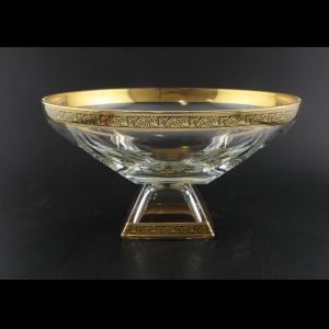 Fusion MOD FMGB CH Bowl 305 d30,5cm 1pc in Lilit Golden Black Decor (31-930)