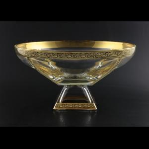 Fusion MOD FMGB B Large Bowl d30,5cm 1pc in Lilit Golden Black D. (31-944)