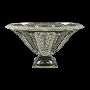 Panel MV PRSK Large Bowl 37,5cm 1pc in Allegro Platinum Light Decor (65-1/321/L)