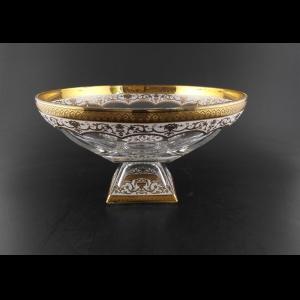 Fusion MOD FEGW Bowl 305 d30,5cm 1pc in Flora´s Empire Golden White Decor (21-995)