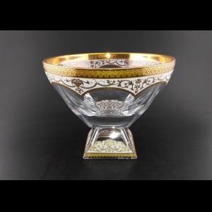 Fusion MVD FEGW Large Bowl 19,5x24,5cm 1pc in Flora´s Empire Gold. White D. (21-996)