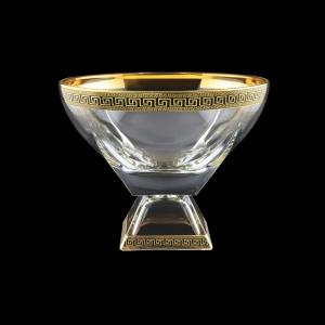 Fusion MVD FAGB b CH Large Bowl w/F 19,5x24,5cm 1pc in Antique Golden Black (57-945/b)