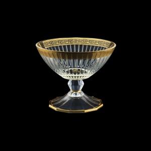Sunbeam MMB SMGB Small Bowl d16cm w/F 1pc in Lilit Golden Black Decor (31-036E)