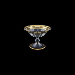 Doge MMB F0016 Small Bowl d18cm 1pc in Diadem Golden Black (F0016-1A22)