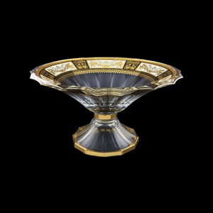 Doge MOA F0016 Large Bowl d34cm 1pc in Diadem Golden Black (F0016-1A21)