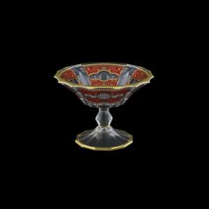 Doge MMB DELR Small Bowl d18cm 1pc in Flora´s Empire Golden Red Light (22-943/L)