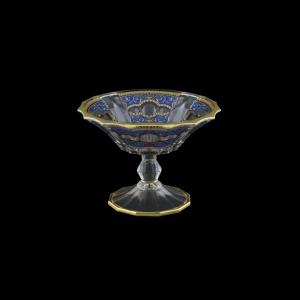 Doge MMB DELC Small Bowl d18cm 1pc in Flora´s Empire Golden Blue Light (23-943/L)