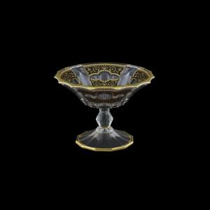 Doge MMB DELB Small Bowl d18cm 1pc in Flora´s Empire Golden Black Light (26-943/L)