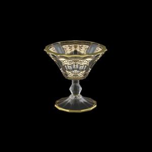 Doge MMB DELI H Small Bowl d15,5cm 1pc in Flora´s Empire Gold. Ivory L.+H (25-942/H/L)