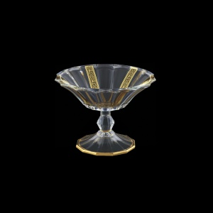 Doge MMB DMGB Small Bowl d18cm 1pc in in Lilit Golden Black Decor (31-1A22)