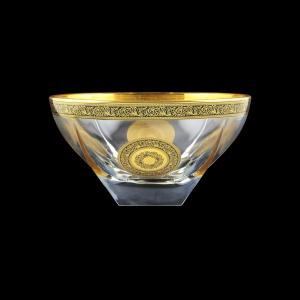 Fusion MV FDGB CH Large Bowl 13x24,5cm 1pc in Lilit&Lilit Golden Black Decor (37-331)