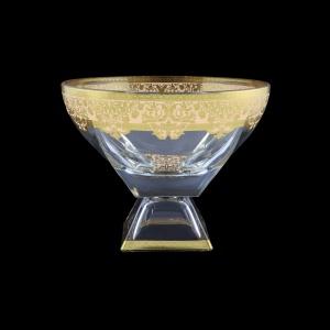 Fusion MVD F0025 Large Bowl 19,5x24,5cm 1pc in Natalia Golden Ivory Decor (F0025-016H)
