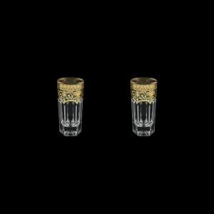 Provenza B5 PELK Liqueur Tumblers 50ml 2pcs in Flora´s Empire G. Crystal Light(20-520/2/L)