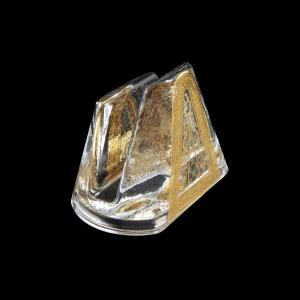 Minerva NA MALK Napkin 9,8x6cm, 1pc in Allegro Golden Light (65-5H0D/L)