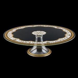 Eris CPE EEGW Cake Plate d31cm, 1pc in Flora´s Empire Golden White L. (21-5J73/L)
