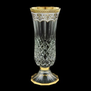 Opera VVA OEGW Large Vase 30cm 1pc in Flora´s Empire Golden White Decor (21-614)