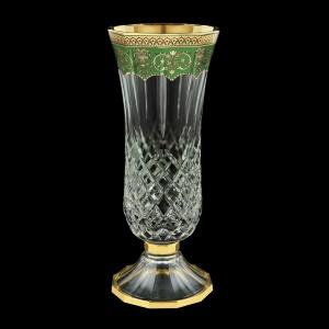 Opera VVA OEGG Large Vase 30cm 1pc in Flora´s Empire Golden Green Decor (24-614)