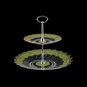 Afrodita GR AEGG Cascade Gorka d16+26cm, 1pc in Flora´s Empire Golden Green L. (24-5A0A/L)