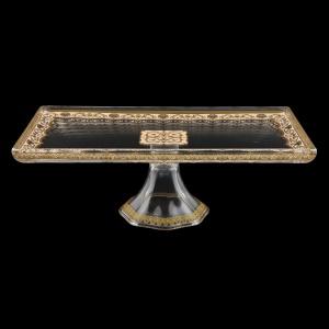 Gaia QTK KEGI Quadro Tray 32x18cm, 1pc in Flora´s Empire Golden Ivory L. (25-5F90/L)