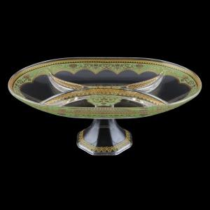 Rheia MDK REGG Four-Bowl 33,6x25cm, 1pc in Flora´s Empire Golden Green L. (24-5I20/L)