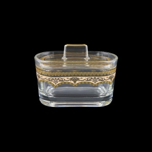 Victoria DO VEGI Sugar Dose 12,6x9cm, 1pc in Flora´s Empire Golden Ivory L. (25-5K0G/L)