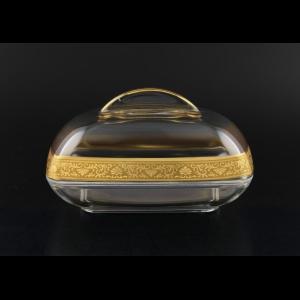 Rheia DO RNGC Butter Dose 15x11,8cm, 1pc in Romance Golden Classic D. (33-5I0E)