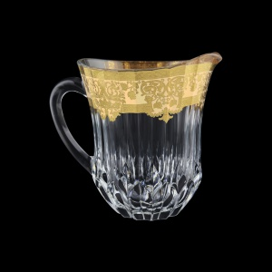 Adagio J F0025 Jug 1230ml 1pc in Natalia Golden Ivory Decor (F0025-0422)
