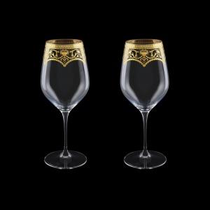 Supreme CWX SEGK Bordeaux Glass 810ml, 2pcs in Flora´s Empire G. Crystal D. (20-4016/2/L)