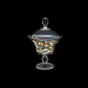 Laurus DOH LLG Dose w/F d18cm 1pc in Gold (A00GG-078E)